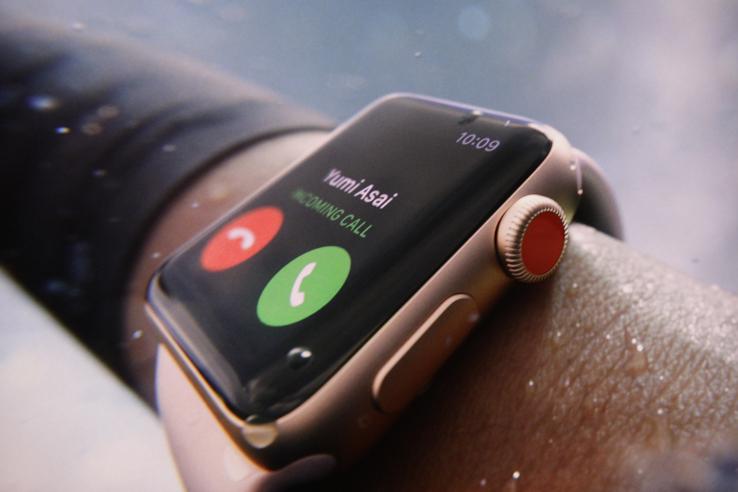 Apple-ը ներկայացրեց Apple Watch խելացի ժամացույցների երրորդ սերունդը