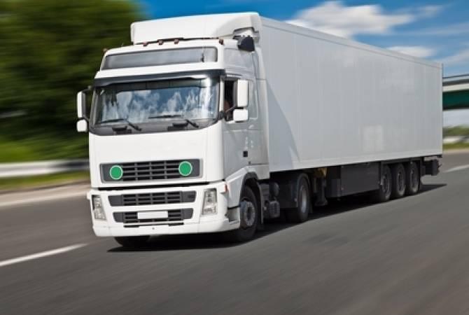 Հայաստանի բեռնափոխադրումների ծավալը հունվար-հունիսին նվազել է