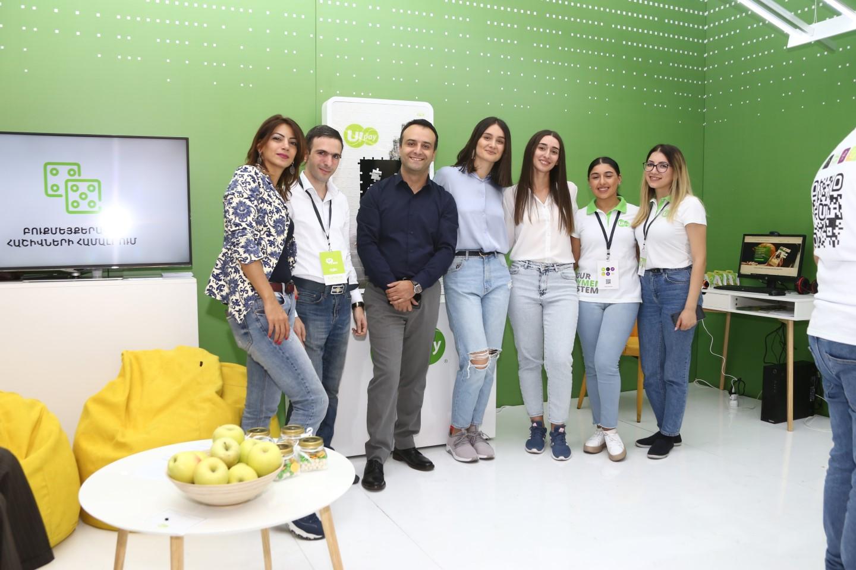 uPay-ն առաջին անգամ է ներկայանում ԴիջիԹեք 2019-ին որպես առանձին ընկերություն