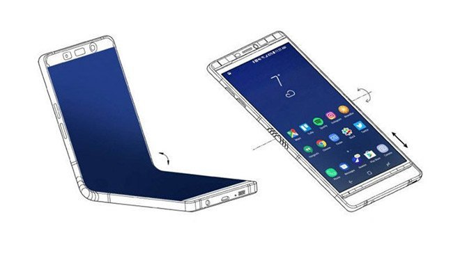Ճկուն Էկրանով սմարթֆոնի վաճառքները Samsung-ը կարող Է սկսել 2019 թվականի մարտին