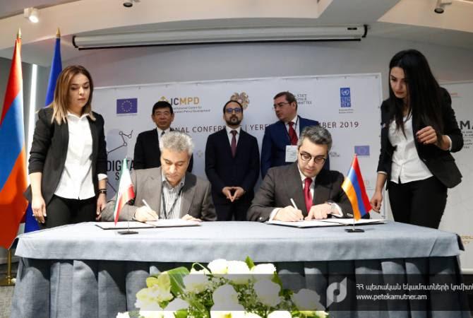 ՊԵԿ-ը խորացնում է գործակցությունը Վրաստանի և Իրանի գործընկեր կառույցների հետ