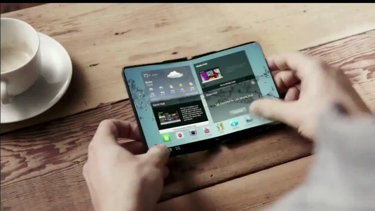 Մինչև տարեվերջ Samsung-ը ծալվող էկրանով նոր սմարթֆոն կներկայացնի