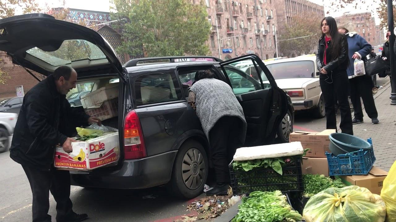 Փողոցային ապօրինի առևտուր Երևանում չպետք է լինի. առևտրականներն ուղղորդվում են շուկաներ