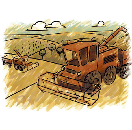 Сельское хозяйство картинки детей, ноября