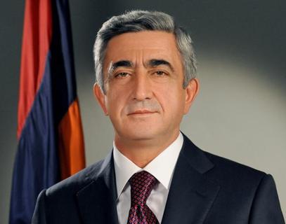 Նախագահ Սերժ Սարգսյանը ստորագրել է Ազգային ժողովի ընդունած օրենքները