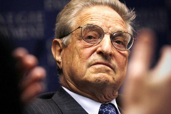 Սկանդալային ներդրող Ջորջ Սորոսը ֆինանսական աշխարհի 2-րդ ամենահարուստ մարդն է